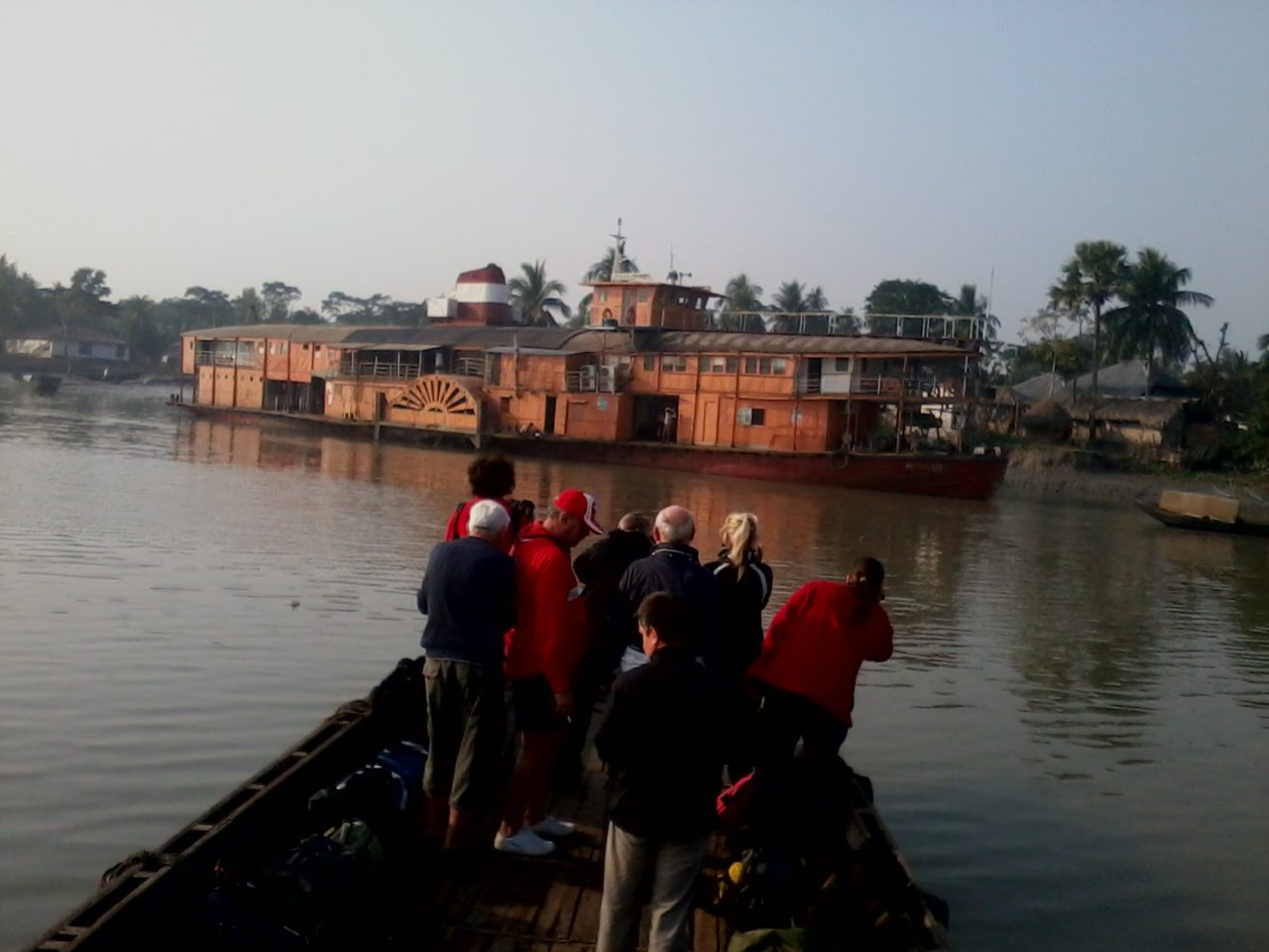 You are currently viewing Special Tour to Rocket Steamer, Bagerhat and Sundarbans