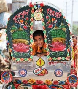 Rickshaw Art