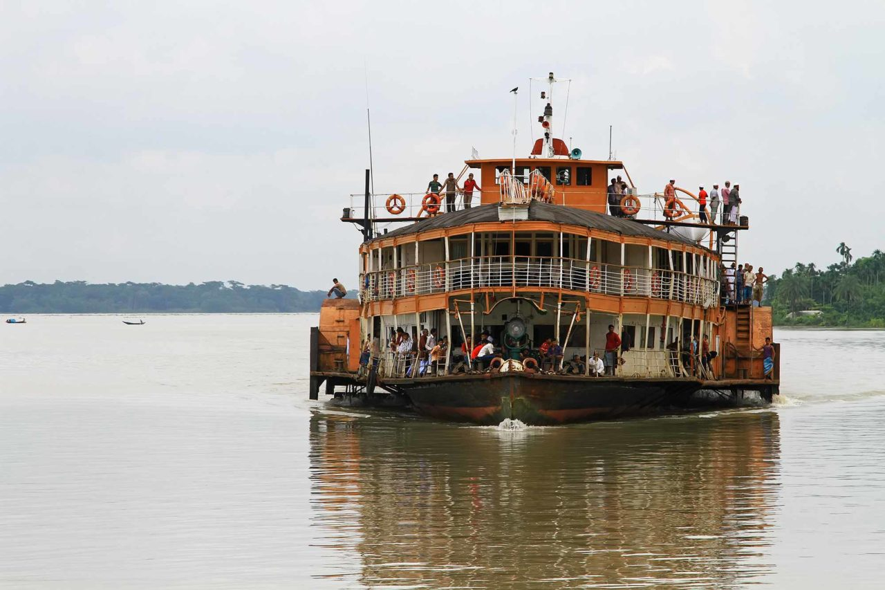 Read more about the article Rocket Steamer Trip