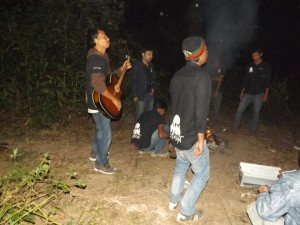 BBQ at satchari national park, Habiganj