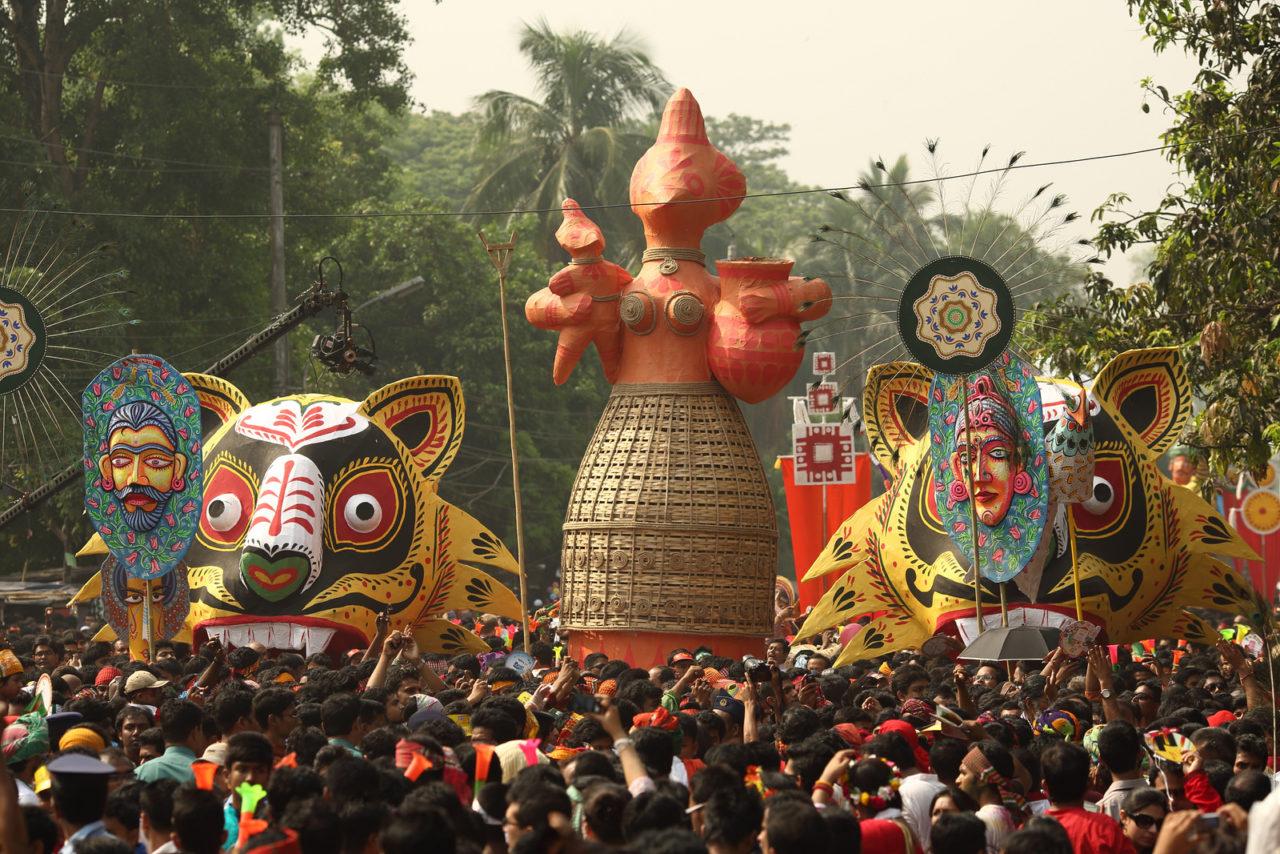 Poyela Boishakh : Bengali New Year
